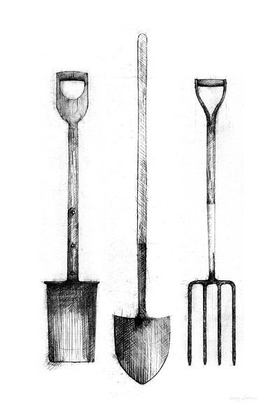 Ferme et jardin VII, Avery Tillmon sur Wild Apple