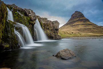 Kirkjufell, Snæfellsnes, IJsland sur Chris Snoek