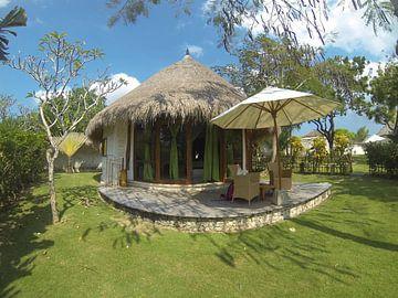 Bungalow in Bali  van Maartje Abrahams