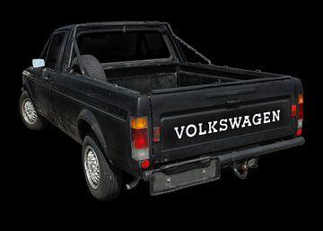 VW Caddy 1 (Typ 14D) in Originalfarbe von aRi F. Huber