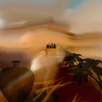 Woestijn van Raina Versluis