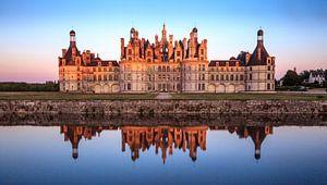 Chateau Chambord, Loire in Frankrijk van