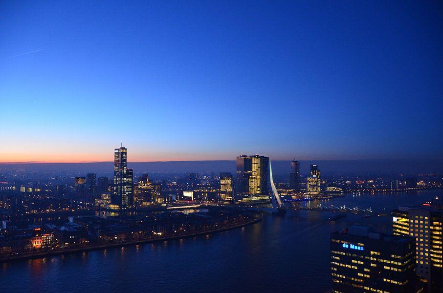 Rotterdam blijft bekoren