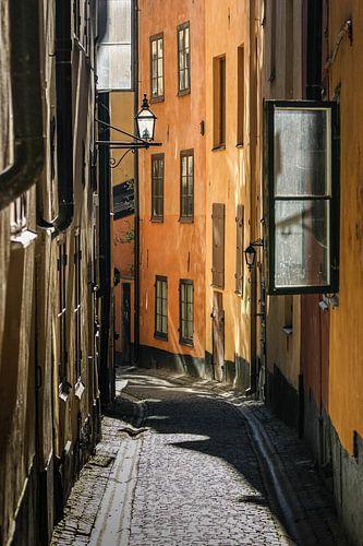 Gamla Stan Stockholm von Ton Boertien