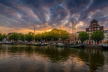Historisch Dordrecht van Rob Bout