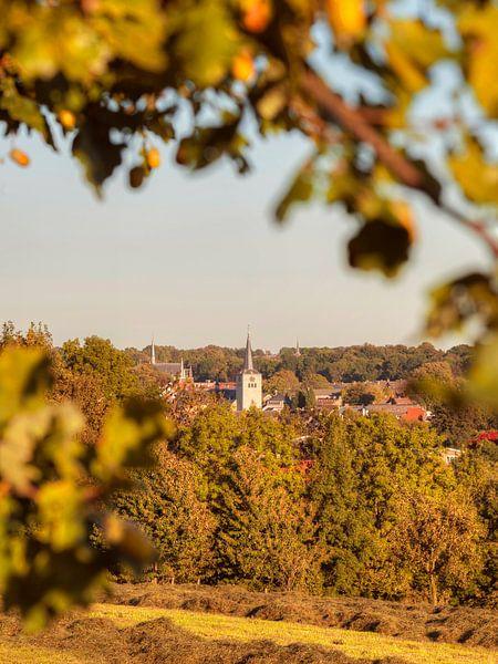 Simpelveld in herfstkleuren van John Kreukniet