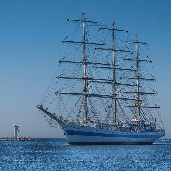 Vollschiff Mir von Peter Morgenroth