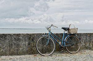 Mit dem Fahrrad ans Meer
