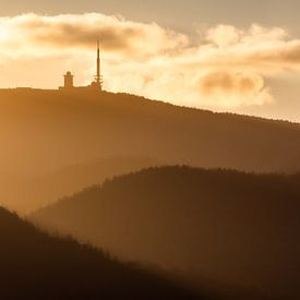 Panorama de Brocken sur Martin Wasilewski