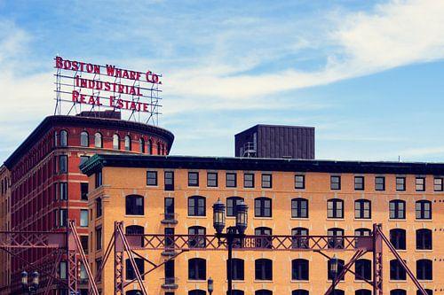 Boston Wharf Co. van Alexander Voss