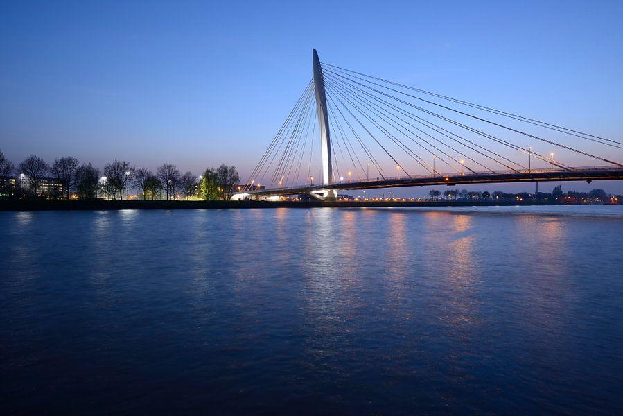 Prins Clausbrug in Utrecht van Donker Utrecht