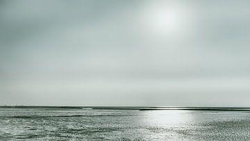 Nordsee bei Ebbe von Heiko Westphalen
