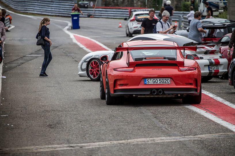 Driving-Fun @ Spa-Francorchamps 01-08-2016 von Robin Hartog