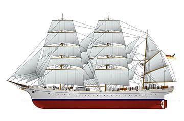 Gorch Fock von Simons Ships