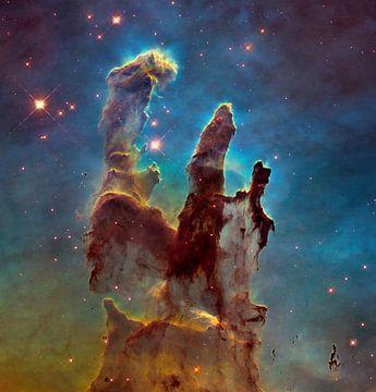 Hubble telescoop ruimte foto,s van NASA von