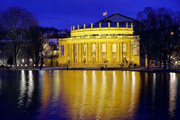 Staatstheater Stuttgart sur Patrick Lohmüller