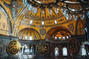 Hagia Sophia (Istanbul) van