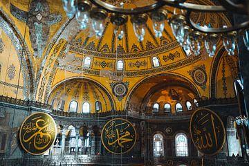 Hagia Sophia (Istanbul) van Ali Celik