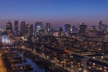 Centre-ville de Rotterdam sur MS Fotografie | Marc van der Stelt