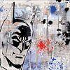 Der Held von Gotham City von Rene Ladenius Digital Art Miniaturansicht