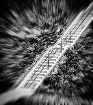 Stairway to heaven van Irene Lommers