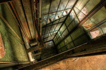 Dead Elevator van Jelle Ursem