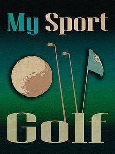 My Sport Golf van Joost Hogervorst