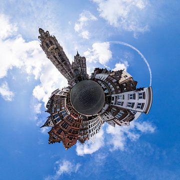Planet Onze-Lieve-Vrouwekathedraal von Frenk Volt