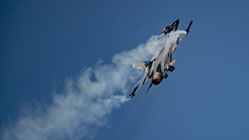 F16 Belgian Airforce van Photobywim Willem Woudenberg