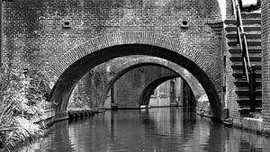 Onder de brug