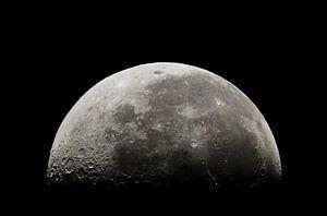 Halve maan van Thomas Spaans