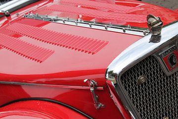 Ford Spartan MK2 oldtimer van Roel de Vries