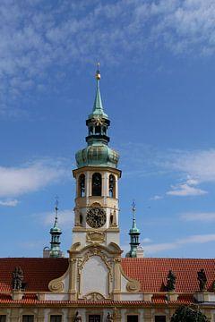 Prag - nahezu symmetrisch von Wout van den Berg