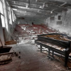 The Music Stopped van marcel wetterhahn