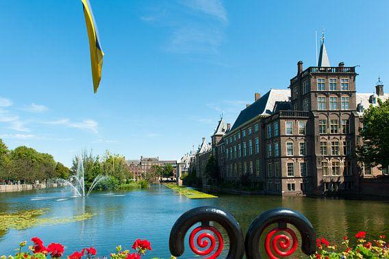 Den Haag Regering gebouw op het Binnenhof