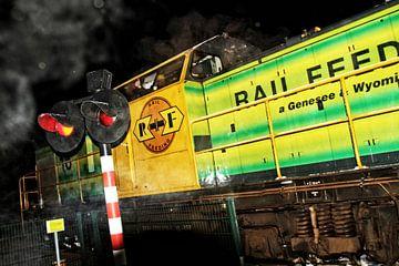 Locomotief van Wybrich Warns