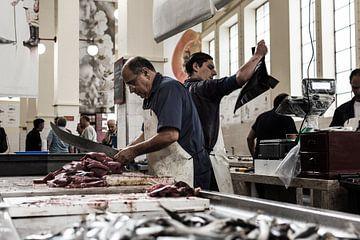 De vismarkt van Max ter Burg Fotografie