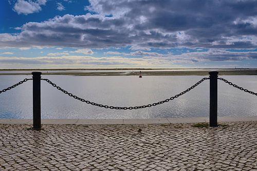 Stilte van de zee van Ger Nielen