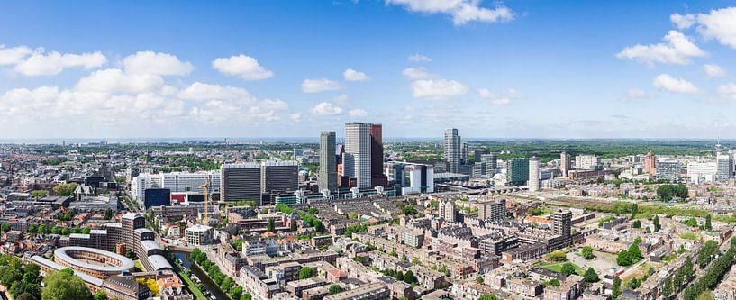 Panoramablick auf Den Haag von Frenk Volt