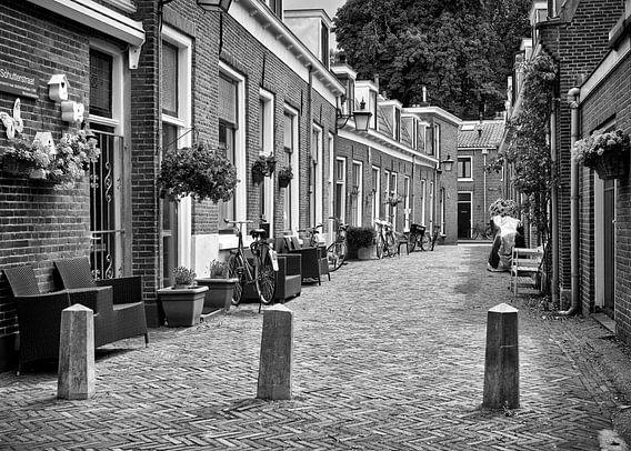 Schutterstraat - Utrecht van Joris Louwes