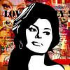 Sophia Loren van Jole Art (Annejole Jacobs - de Jongh) thumbnail