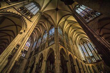 Kölner Dom  von Bart Houx