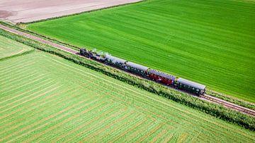 Tramway à vapeur de Bello sur FinePixel