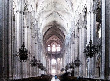 Kathedraal sur Frans Jonker