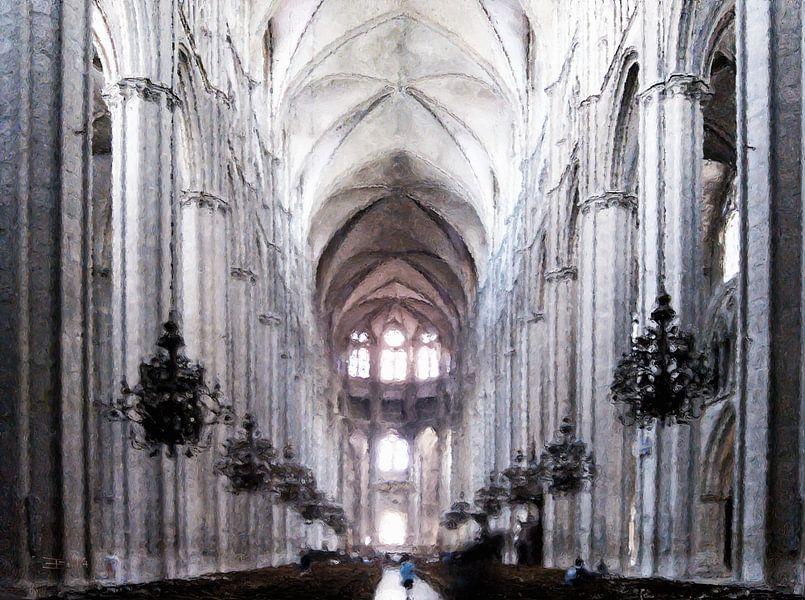 Kathedraal van Frans Jonker