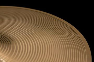 Drumstel | hi-hat II van Maren Oude Essink