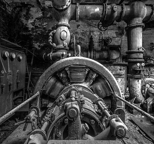 Pumpanlage van Olivier Van Cauwelaert
