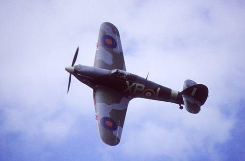 Hawker Hurricane van