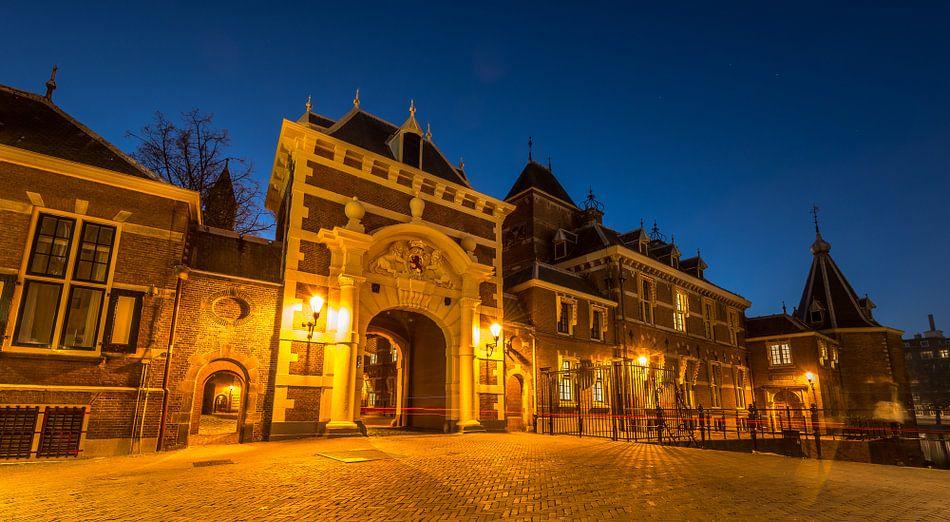 Grenadierspoort en Het Torentje in Den Haag