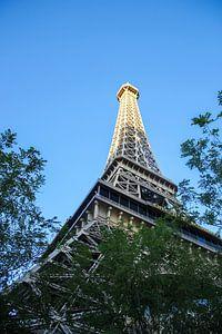 Eiffeltoren Las Vegas van Florian Kampes